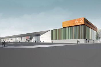 Einkaufszentrum Hannover-Altwarmbüchen