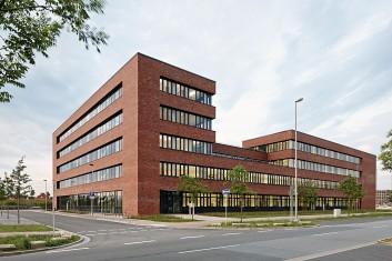 Fertigstellung Hauptzollamt Bremen