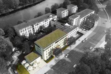 Wohnen in den Ihmeauen Hannover – Bauabschnitt 4