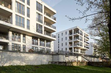 Wohnen in den Ihmeauen Hannover – Bauabschnitt 9