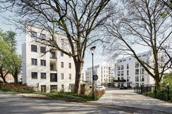 Wohnen in den Ihmeauen Hannover – Bauabschnitt 1