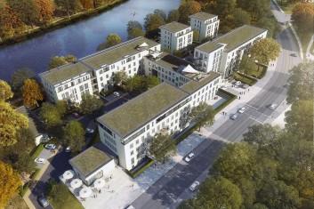 Wohnen in den Ihmeauen Hannover