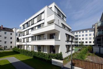 Wohnbebauung Geibelstraße Hamburg