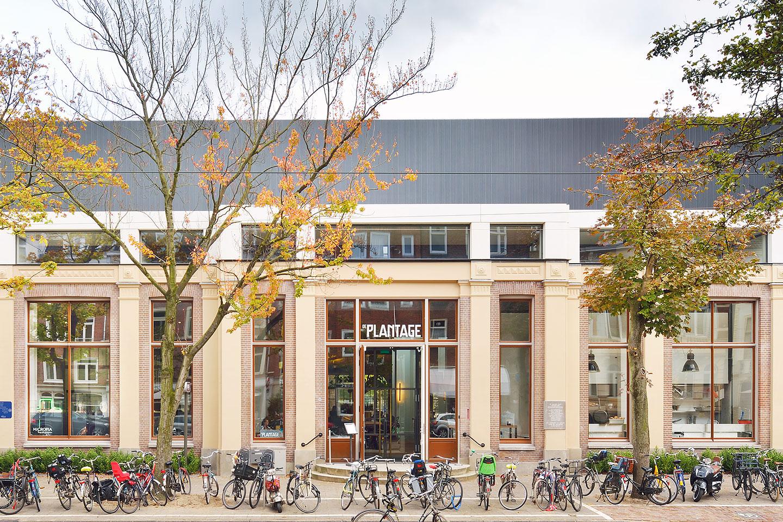 De Ledenlokalen Artis Royal Zoo Amsterdam Sprenger Von