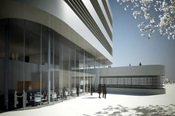 Bürogebäude Kohag Hannover