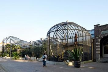 Affen- und Vogelhaus Artis Royal Zoo Amsterdam