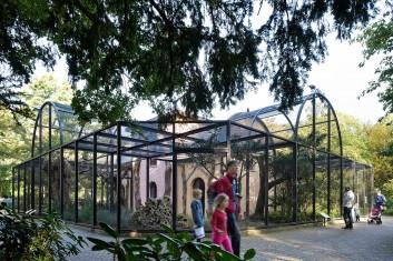 """Fertigstellung 3. Bauabschnitt """"Fazanterie"""" Artis Royal Zoo Amsterdam"""