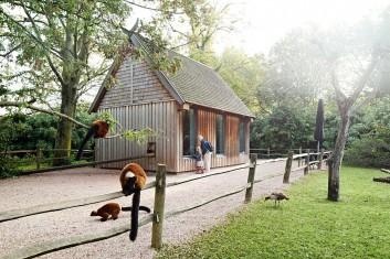 """Madagascar Haus"" Artis Royal Zoo Amsterdam"