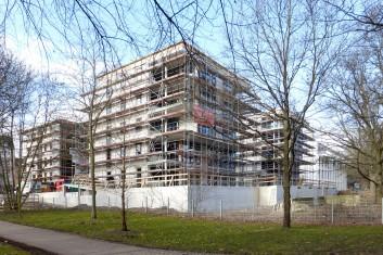Wohnbebauung Ihmeauen Hannover, Bauabschnitt 9