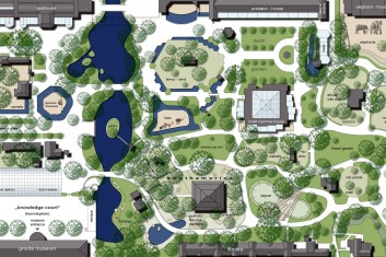 Masterplan Artis Royal Zoo Amsterdam