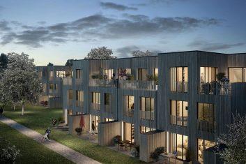 Wohnen im Frederikspark, Norderstedt-Friedrichsgabe, Baufeld 2