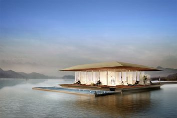 Floating Pavillon