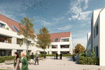 """Wohnquartier """"Nördlich Pöttcherteich"""" Großburgwedel"""