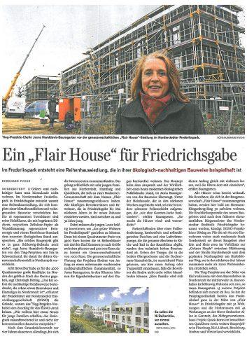 flair House – Friedrichsgabe Norderstedt